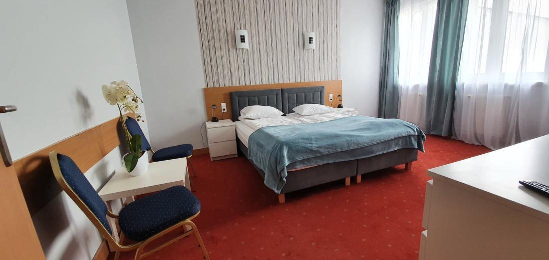 Pokój typu Apartament